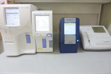 血液生化学・尿一般迅速検査