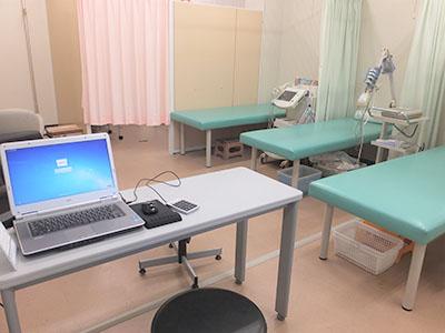 第2検査室(生理機能室)