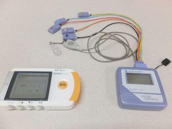 携帯心電計・ホルター心電計(24時間装着)